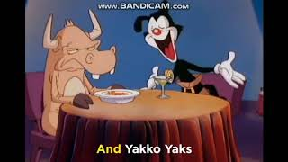 Download Animaniacs Theme Song Voice over (Disaster) Video