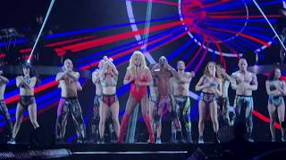 Download Stronger + You Drive Me Crazy + (Encore) Till The World Ends - Britney Spears Live In Bangkok Video