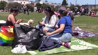 Download 4th of July, Dolores Park, San Francisco Video