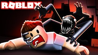 Download TRAPPED IN A ROBLOX HAUNTED MANSION Video