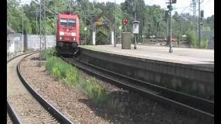 Download Trenes alemanes DB Video