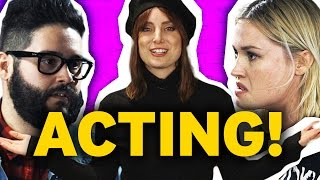 Download Coworkers Learn ACTING! Video