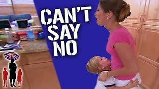 Download Mom Can't Say 'No' To Her Out Of Control Kids | Supernanny Video