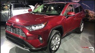 Download 2019 Toyota RAV4 – Redline: First Look – 2018 NYIAS Video