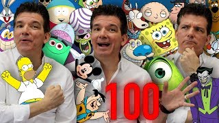 Download 100+ Cartoon Impressions IN 5 MINUTES! Video