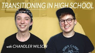 Download Back to School Trans Tips w/ Chandler Wilson Video