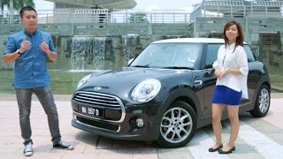 Download New MINI Cooper Chili (F56) review - AutoBuzz.my Video