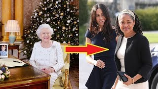 Download Just A Few Weeks Before Christmas, The Queen Offered Meghan Markle's Mom An Unusual Invitation Video