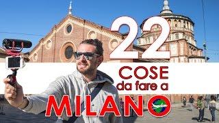 Download Cosa vedere a MILANO (in un giorno) Video