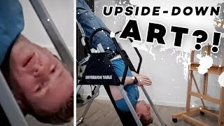 Download My STUPIDEST ART CHALLENGE Yet... Don't try this at home Video