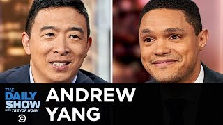 Download Andrew Yang - Bringing Bold and Unique Ideas to His 2020 White House Bid | The Daily Show Video