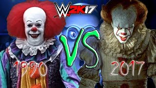 Download IT vs IT! WHICH PENNYWISE WILL WIN on MONDAY NIGHT MAYHEM Video