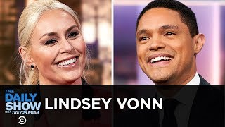 Download Lindsey Vonn - More Adventures After a Thrilling Career on the Slopes | The Daily Show Video