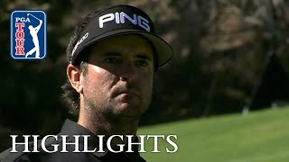 Download Bubba Watson extended highlights | Round 2 | Genesis Open Video