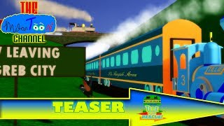 Download ″Through the Hills″ Teaser Trailer | The Railways of Crotoonia: Tillie to the Rescue Video
