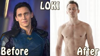 Download Thor: Ragnarok Cast ★ Before And After Video