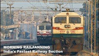 HD] Indian Railways ″ BULLET TRAIN ″ Inaugural Run : High Speed