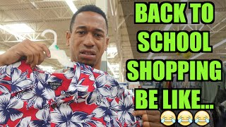 Download BACK TO SCHOOL SHOPPING BE LIKE Video