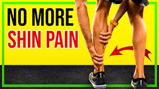 Download Shin Splints Stretches & Exercises for Runners [Ep18] Video
