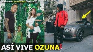 Download ASÍ ES LA VIDA DE OZUNA,¿DONDE VIVE?, INCREIBLE COMO ES ÉL CON SU FAMILIA Video