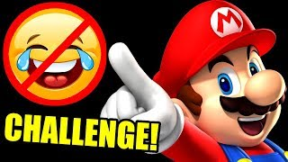 Download Super Mario TRY NOT TO LAUGH CHALLENGE! (Funniest Moments) Video