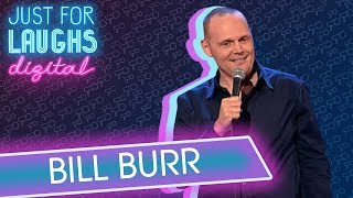 Download Bill Burr - What Separates Me From Psychos Video