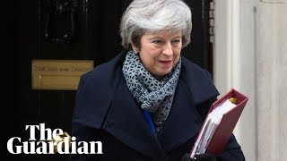 Download MPs debate no-confidence motion after May's deal defeat - watch live Video