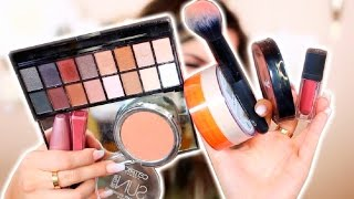 Download THE BEST DRUGSTORE MAKEUP & BRUSHES! | Casey Holmes Video