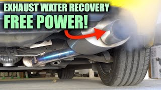 Download Using Exhaust Water To Make More Horsepower! Video