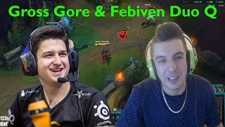 Download Gross Gore & Febiven - Duo Funny Moments and Highlights Video