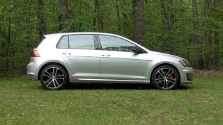 Download 2017 MK7 Volkswagen Golf GTI Sport Review Cars and Comments Video