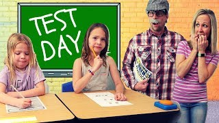 Download Toy School FAILS Test Day !!! Video
