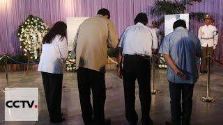 Download Líderes mundiales se reúnen en Cuba para despedir a Fidel Castro Video