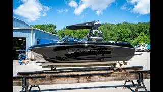 Download BLACK EDITION | 2019 Nautique G23 @ MarineMax Lake of the Ozarks, Missouri Video