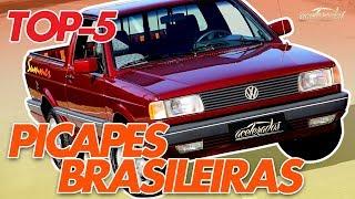 Download TOP-5: PICAPES MAIS LEGAIS DO BRASIL! - ACELELISTA #17 Video