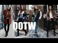 Download OOTW: February | 7 EVERYDAY OUTFIT IDEAS Video