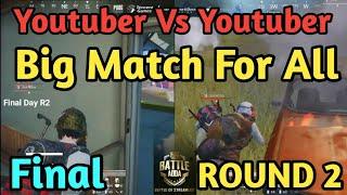 Download Big Match Soul Mortal Vs ITGC Vs Kronten Vs Alpha Vs Gareeboo Vs 8bit Thug Vs Shreeman Final Day R2 Video