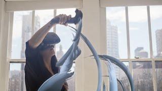 Download Tilt Brush Artist in Residence Video