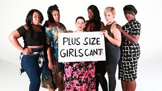 Download Women Break Plus-Size Fashion Stereotypes Video
