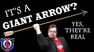 Download Underappreciated Historical Weapons: WAR DARTS / Fletched Javelins Video