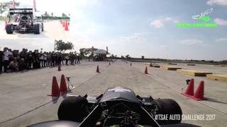 Download Acceleration 0-75 meter Formula Student 2017 Thailand New Record MRT 3.85 sec Video