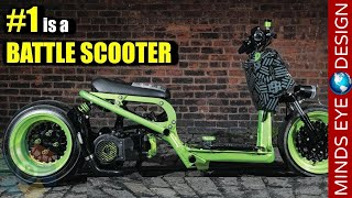 Download 5 AWESOME SCOOTERS and E BIKES That Could Change How You Travel 5◄ Video