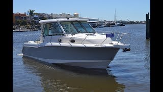 Download 2018 Boston Whaler 345 Conquest 60th Anniversary Edition For Sale at MarineMax Naples Yacht Center Video
