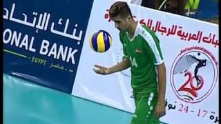 Download منتخب العراق 3 - 0 منتخب فلسطين (مباراة بكرة الطائرة) البطولة العربية في مصر 19 11 2016 Video