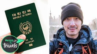 Download Top 10 Most Powerful Passports in the World in 2018 Video