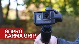 Download GoPro Karma Grip helps you get a handle on camera shake Video