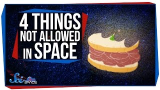 Download 4 Things You're Not Allowed to Do in Space Video