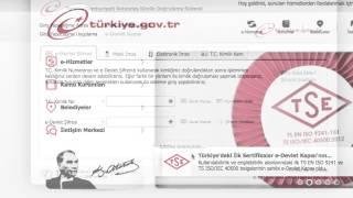 Download e-devlet kapısı - turkiye.gov.tr | ″Adli Sicil Kaydı Sorgulama″ Video