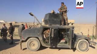 Download New Iraqi troops deployed to Mosul frontline Video