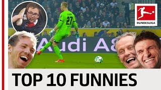 Download The Funniest Moments of 2017/18 - Robben, Bailey & Co. Video